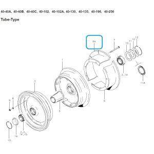 Cleveland - 164-00806 - Brake Disk