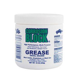 Corrosion Block Grease - 25016 - 16OZ / 454gr. Tube - C-1309