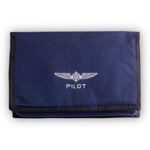 Design 4 Pilots - Pilot Docubag Small - Blue