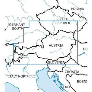 Rogers Data - Austria VFR Aeronautical Chart - ICAO Chart
