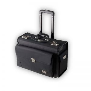 Design 4 Pilots - Pilot Case Airliner - with trolley function