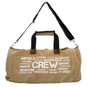 Rogers Data - SPORTBAG - Aviation Terms - Brown