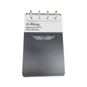 ASA - ASA-AP-BD-FLIP - 4-Ring Flip Binder