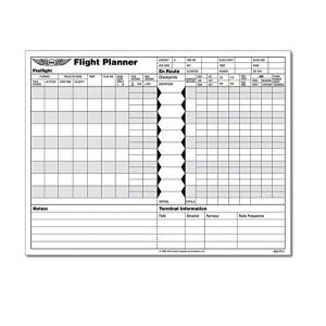ASA - ASA-FP-3 - Flight Planner Pad