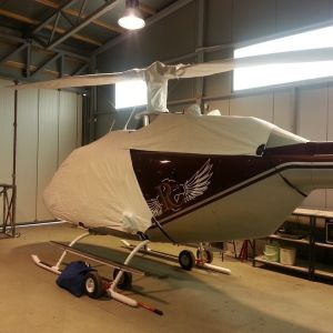 LOWLAND - Bell 206 Canopy Cover