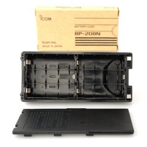 ICOM - BP-208N - AA Alakline Battery Case (6) for IC-A6,A24