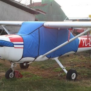 LOWLAND - Cessna 150 Canopy cover