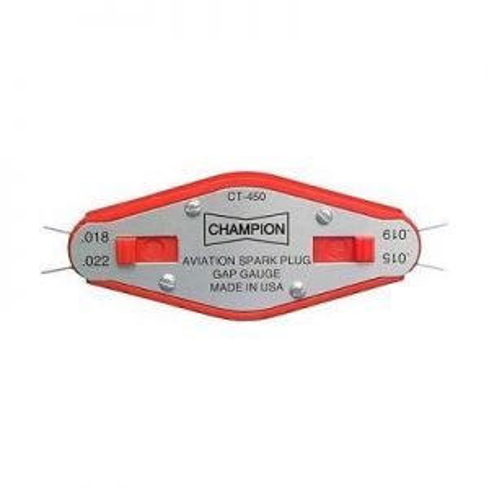 Champion - CT-450 - Retractable Gap Gauge
