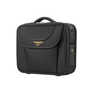 Design 4 Pilots - Pilot Bag DAILY - Black