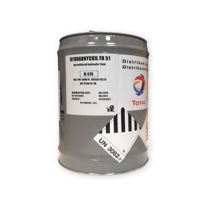 TOTAL NYCO - HYDRAUNYCOIL FH 51 - Hydraulic fluid - 177013 - 20L