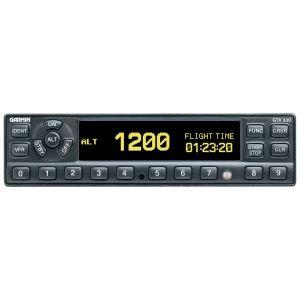 GARMIN GTX 330 Transponder Mode S level 2 surveillance - 010-00230-01
