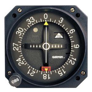 GARMIN GI-102A CDI IFR GPS/VOR/LOC Indicator - 013-00048-00