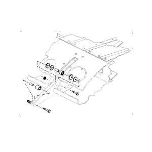 Part Number: FLP-KT-2 Description: FLAP ROLLER KIT, basic Qty per Aircraft: 1 Unit of Measure: EACH