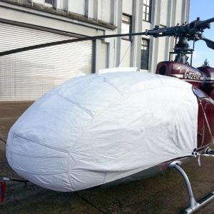 LOWLAND - Gazelle helicopter Canopy Cover