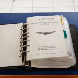 Jeppesen - EASA-FCL General Student Pilot Route Manual - GSPRM