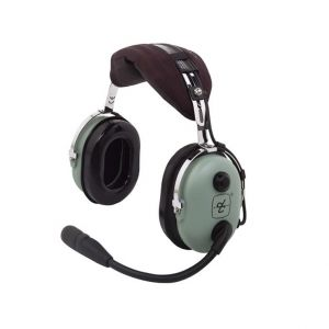 The David Clark H10-13.4 headset is guaranteed to be the most comfortable headset you will ever wear.