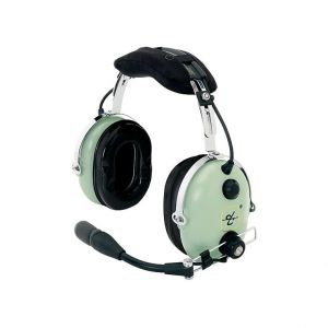 The David Clark H10-60 Headset is the top of the line non-active aviation headset.  The H10-60 is precision engineered for a self customizing unit with many exclusive features.