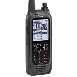 ICOM - IC-A25CE - VHF Air Band Transceiver - Sport Pack