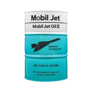 ExxonMobil - Mobil Jet Oil II - 208 liters