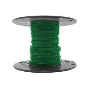 M22759/18-18-5 - Green Airframe Wire - AWG 18 - 100Ft.