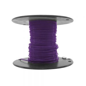 M22759/18-24-7 -  Violet Airframe Wire - AWG 24 - 100Ft.