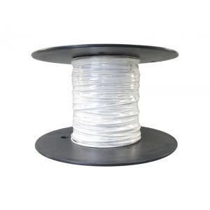 M27500-18SD1T23 - Single Core Screened Airframe Wire - AWG 18 Shielded - 100Ft.