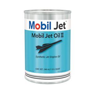 Mobil Jet Oil II - Turbine Oil - US Quart