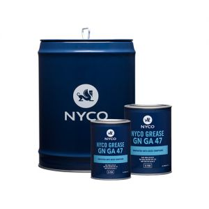 NYCO - Grease GN GA 47 - 177002 - 1 Kg Can - MIL-T-5544C