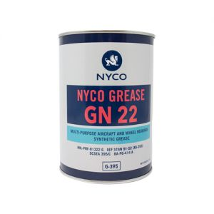 NYCO - Grease GN 22 - 1 Kg Can - MIL-PRF 81322 G