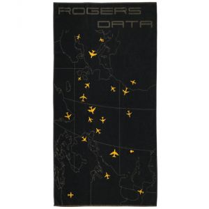 Rogers Data - Oceanic Control Beachtowel