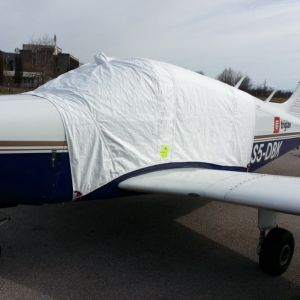 LOWLAND - Piper PA28 Canopy Cover