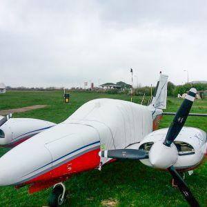 LOWLAND - Piper PA-34 Seneca Canopy Cover