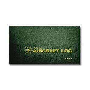 ASA - ASA-SA-1 - Aircraft Log - Softcover