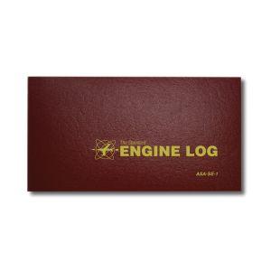 ASA - ASA-SE-1 - Engine Log - Softcover