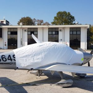 LOWLAND - Cirrus SR-22 Canopy Cover