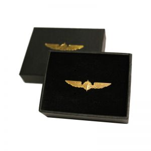 Design 4 Pilots - Pilot Wings Medium - Gold