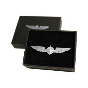 Design 4 Pilots - Pilot Wings - Silver