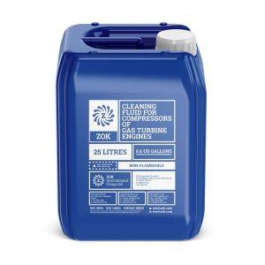 ZOK 27 - Compressor Cleaner Concentrate - 25Lt Drum - MIL-PRF-85704