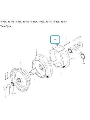 164-00806 - Brake Disk