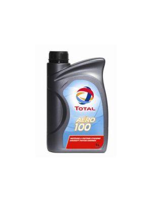 TOTAL - Aero 100 - SAE 50 - Piston Engine Oil - 1 liter - 164969