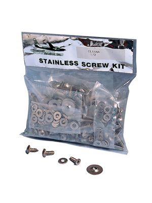 Trimcraft Aviation C172 - Screw Kit for Cessna 172