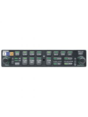 Garmin GMA 340 Audio Panel With dual ADF imput - 010-00152-21