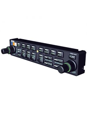Garmin GMA 347 Helicopter Digital Audio Panel - 010-00275-21