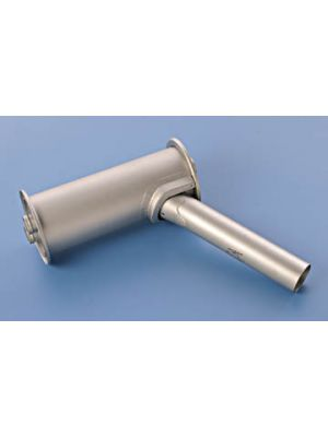 WCC Nicrocraft - SO-00127B-3 - MUFFLER - Cessna Models 172 F172 177 with Lycoming O-320