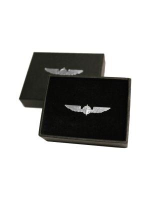 Design 4 Pilots - Pilot Wings Medium - Silver