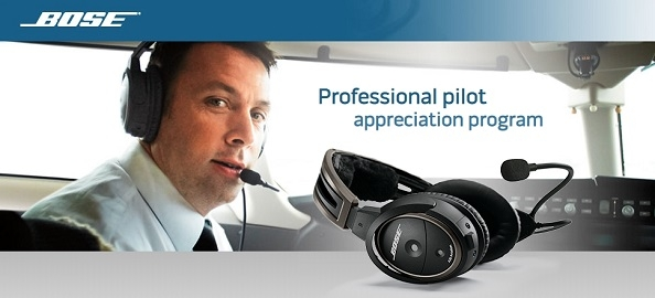 Commercial Airline Pilot and Flight Instructor appreciation program.