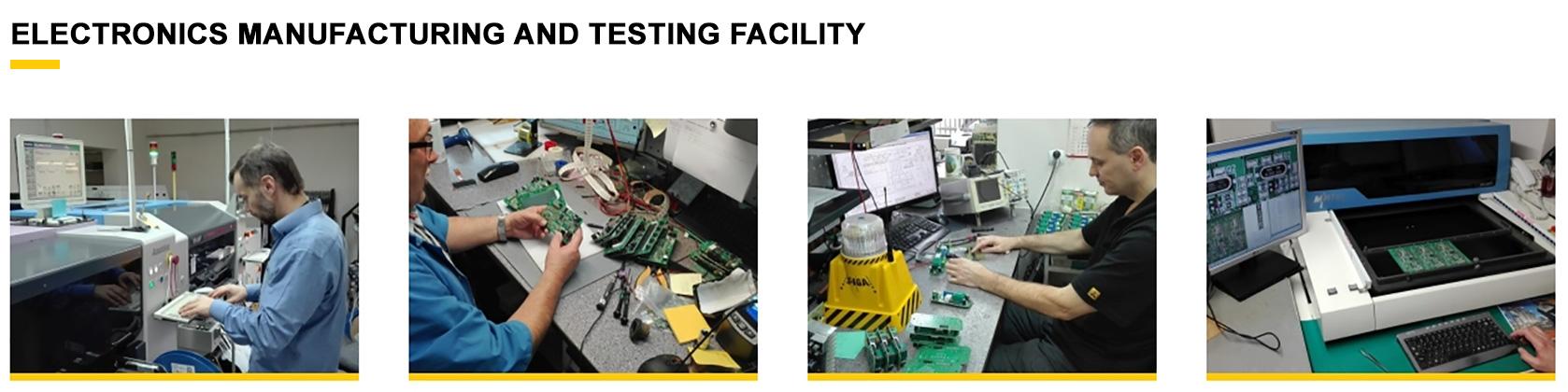 S4GA - Manufacturing
